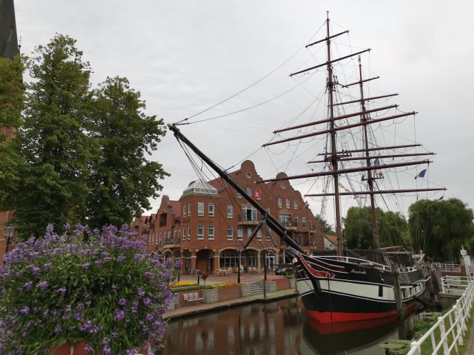 Papenburg Museumsschiff